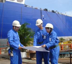 Marine-engineering