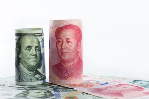 US dollar versus China Yuan - Impact on international shipping industry