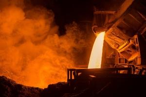 Steel Making Factory